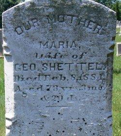 Maria <i>Eppley</i> Shettel