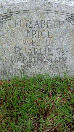 Elizabeth Jane <i>Smith</i> Price