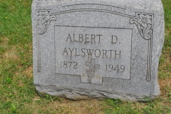 Albert D Aylsworth