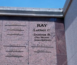 Luther Coy Ray