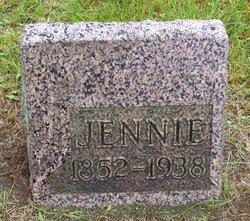Jennie <i>Henriksdtr</i> Rosenberg