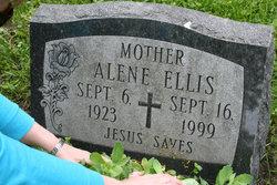 Alene <i>Sanderson</i> Ellis