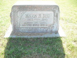 Melvin Harold Best