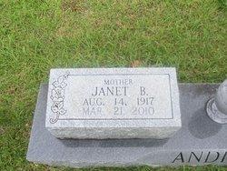 Hilda Janet <i>Bailey</i> Andrews