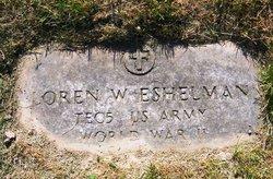 Loren W Eshelman