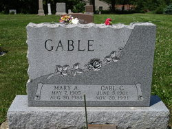 Carl Clayton Gable