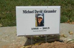 Michael David Alexander