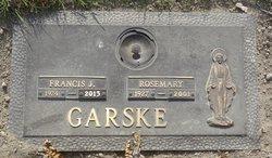 Francis Joseph Fritz Garske
