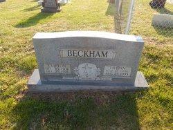 Mary Lillian <i>Duckett</i> Beckham