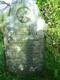 George Riddle