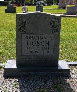 Jonathan T. Hosch