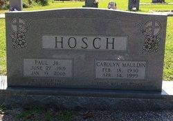 Paul Hosch, Jr