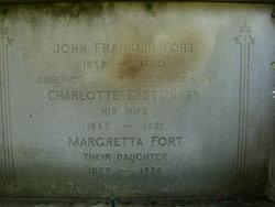 Margretta Fort
