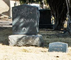 Edward W Brinnon