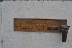 Phyllis F. Auer