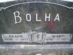 Mary Bolha