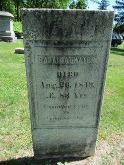 Sarah Atwater