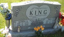 Althea A King