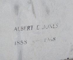 Albert E Jones