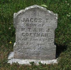 Jacob T Coeyman