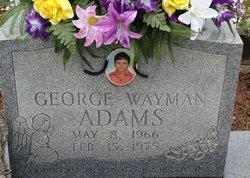 George Wayman Adams