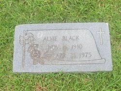 Alvie Black