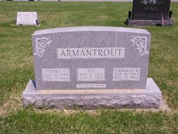 Charles R Armantrout