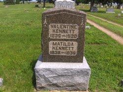 Matilda <i>Gibson</i> Kennett