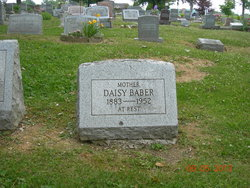 Daisy <i>Wade</i> Baber