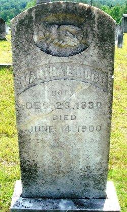 Martha Elizabeth <i>Wilson</i> Bobo