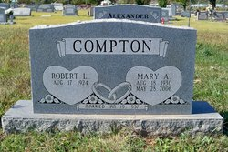 Mary A. <i>Jenkins</i> Compton
