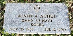 Alvin A Achey