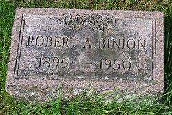 Robert A. Binion, Sr