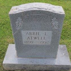 Abbie E. <i>Chandler</i> Atwell