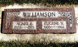 Agnes Elizabeth <i>Allen</i> Williamson