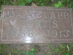 Ida F <i>Clapp</i> Curtis