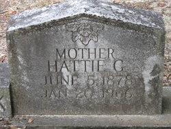 Hattie Mae <i>Griner</i> Barwick