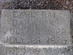 Earl Ray Barwick