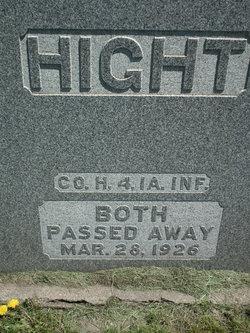 George W. Hight