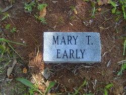 Mary <i>Purser</i> Early