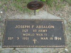 Joseph F Absalon