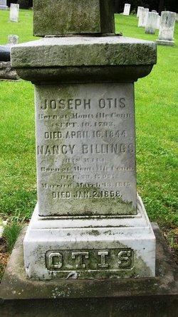 Nancy <i>Billings</i> Otis