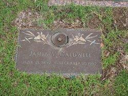 James V Caldwell