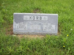 A Blanche <i>Courtright</i> Korb