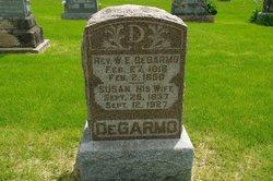 Rev William Ellis DeGarmo