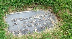 Thomas Calvin Brown, Jr