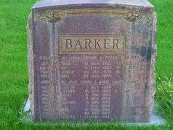 Annie Maria <i>Johnson</i> Barker