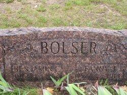 Benjamin Ellsworth Bolser