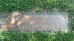 Keith D. Nicholson
