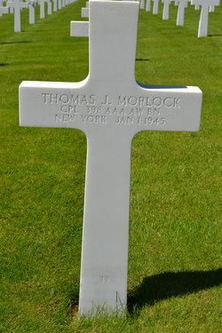 Corp Thomas J Morlock